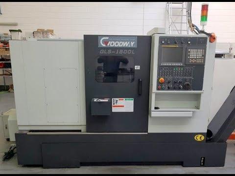 Токарный станок с ЧПУ (CNC) GOODWAY GLS 1500L 2014
