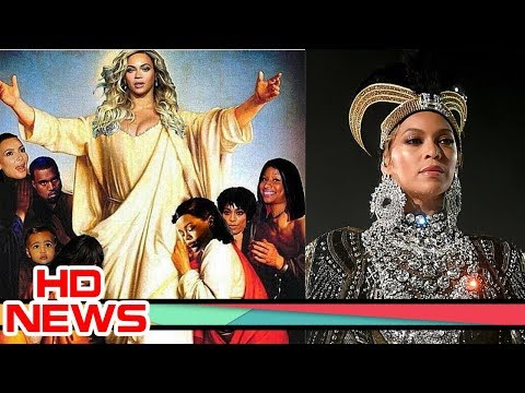 Beyonce Buys Her Own Church And She Is Their God And Messiah (WATCH VIDEO)