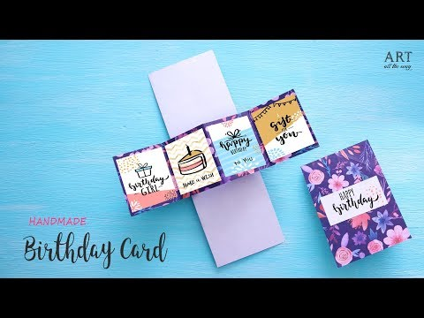 Search Results For 2018 How To Make Handmade Greeting Cards Youtube