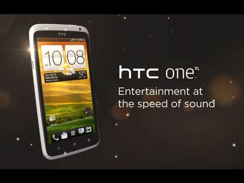 Youtube Video HTC One XL Vodafone Ware mit LTE in schwarz