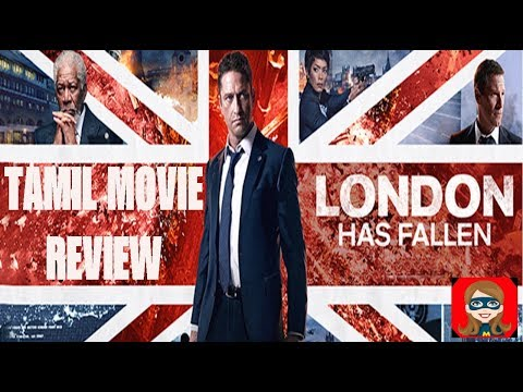 London has fallen Tamil Movie Review