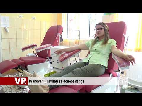 Prahovenii, invitați sa doneze sânge