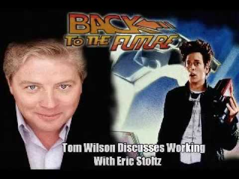 Tom Wilson discusses working with Eric Stoltz on Back To The Future