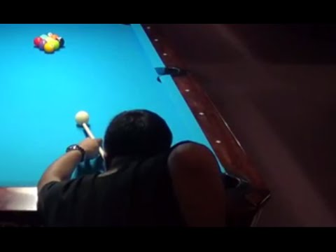 PT 6 - 25th Andy Mercer 9 Ball - Edgie Geronimo and Joe Corpus (видео)