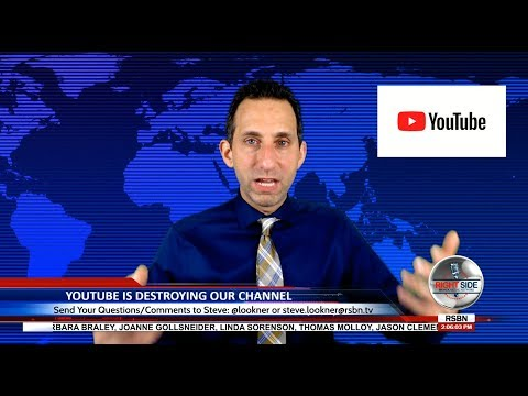 YOUTUBE IS SABOTAGING OUR LIVE STREAMS & DESTROYING OUR CHANNEL