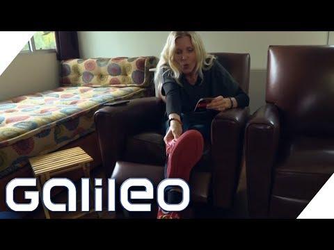 Finde die Fake News: Migräne-Impfung und Pizzabestellung per Sneaker   Galileo   ProSieben