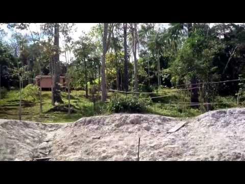 Curtindo as ferias no rio Atininga em manicore-am