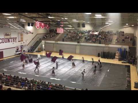 Divenire Winterguard At Spring Hill
