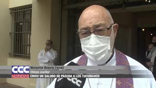 Monseñor Roberto Ferrari