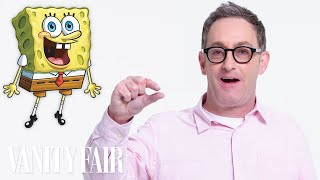 Tom Kenny (SpongeBob) Reviews Impressions of His Voices | Vanity Fair