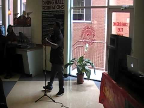 Quincy Bonds Presents Phat Comedy in Da Cafe  @Morehouse College