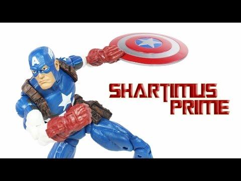 America - Photo Gallery Soon at http://www.marvelousnews.com Marvel Legends at BBTS ...
