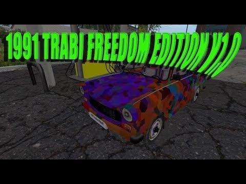 1991 Trabi Freedom edition v1.0