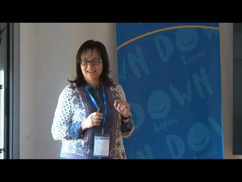 Ver vídeoPilar Sanjuán: Cuál es la forma natural atender al niño con síndrome de Down