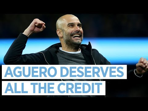 "Video: ""AGUERO DESERVES IT"