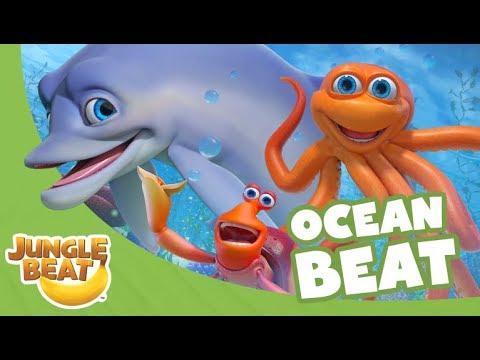 Ocean Beat - Jungle Beat Compilation [Full Episodes]