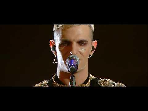 Achille Lauro - Me Ne Frego ( Performance Art / Sanremo 20.20 ) видео