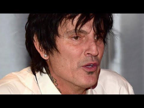 Dark Details About Tommy Lee