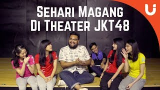 Video SEHARI BARENG MELODY, DESY, ANGEL, EVE, DAN SAKTIA DI THEATER JKT48 - Sehari Menjadi Season 2 Ep.2 MP3, 3GP, MP4, WEBM, AVI, FLV Oktober 2018