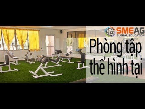 SMEAG - Phòng tập thể thao cao cấp