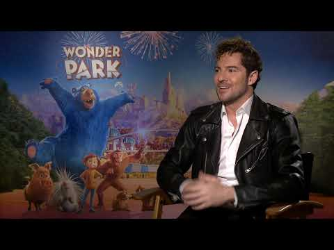 David Bisbal On His Song for Wonder Park
