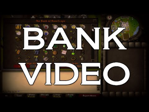 funny runescape bank video - Leave a Like for dat progress! :D Follow my stream: http://www.twitch.tv/ChrisArchie Twitter:https://twitter.com/ChrisArchieRS