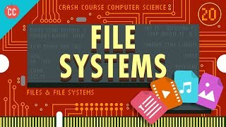 Today we're going to look at how our computers read and interpret computer files. We'll talk about how some popular file formats like txt, wave, and bitmap are encoded and decoded giving us pretty pictures and lifelike recordings from just strings of 1's and 0's, and we'll discuss how our computers are able to keep all this data organized and readily accessible to users. You'll notice in this episode that we're starting to talk more about computer users, not programmers, foreshadowing where the series will be going in a few episodes. Pre-order our limited edition Crash Course: Computer Science Floppy Disk Coasters here! https://store.dftba.com/products/computer-science-coastersCrash Course Physics episode on sound:https://www.youtube.com/watch?v=qV4lR9EWGlYProduced in collaboration with PBS Digital Studios: http://youtube.com/pbsdigitalstudios The Latest from PBS Digital Studios: https://www.youtube.com/playlist?list=PL1mtdjDVOoOqJzeaJAV15Tq0tZ1vKj7ZVWant to know more about Carrie Anne?https://about.me/carrieannephilbinWant to find Crash Course elsewhere on the internet?Facebook - http://www.facebook.com/YouTubeCrashC...Twitter - http://www.twitter.com/TheCrashCourseTumblr - http://thecrashcourse.tumblr.com Support Crash Course on Patreon: http://patreon.com/crashcourseCC Kids: http://www.youtube.com/crashcoursekids