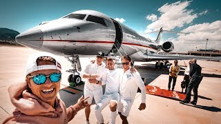 Download Video MY CRAZY BACHELOR PARTY! ($60 000 000 PRIVATE JET!!!)   VLOG³ 06 MP3 3GP MP4