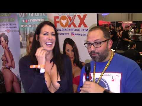 Video The Man Cave interviews Reagan Foxx download in MP3, 3GP, MP4, WEBM, AVI, FLV January 2017