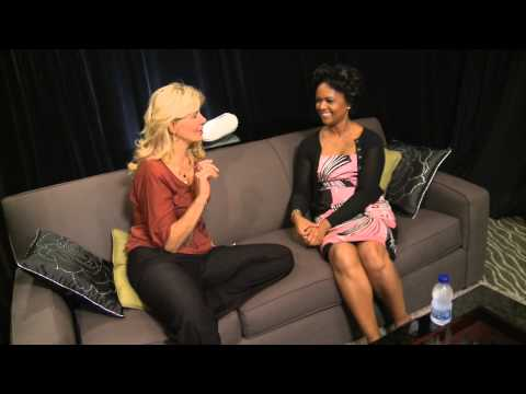 Tonya Lee Williams - Young and the Restless - Out There Update