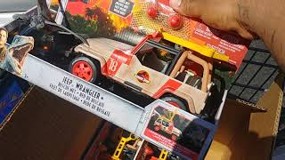 Video 2018 Toy Hunting Jurassic World Fallen Kingdom Toys! MP3, 3GP, MP4, WEBM, AVI, FLV Juli 2018