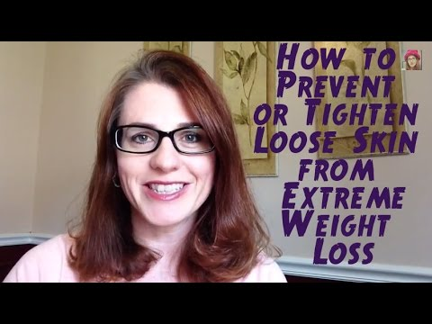 how to i tighten loose skin