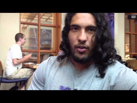 Hau'oli Kikaha Interview 8/26/2013 video.