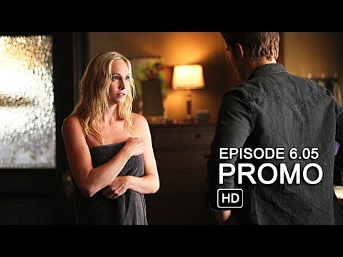 The Vampire Diaries - Episode 6.05 - The World Has Turned and Left Me Here - Promo
