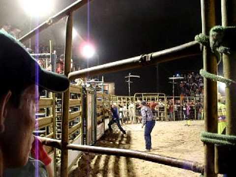 Rodeio em Nova Bandeirantes MT , Laércio Alberto