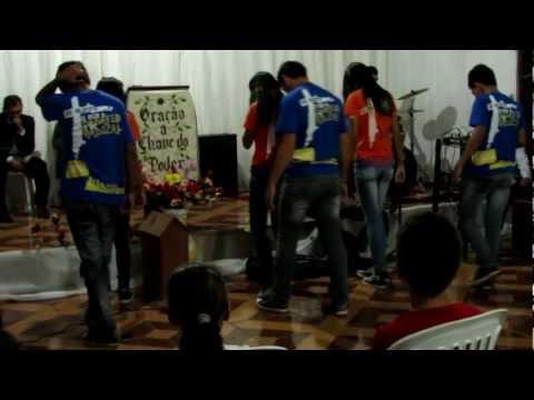 Grupo Armaggedon Divino - No Passinho em Maracaçumé