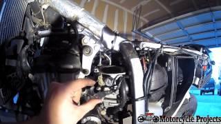 10. Mikuni CV BSR36 Carb Explained (DRZ400SM/S)