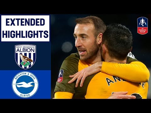 Extra Time Drama as Glenn Murray Scores Brace! | West Brom 1-3 Brighton | Emirates FA Cup 18/19 - Thời lượng: 14 phút.