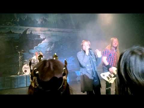Edguy - Love Tyger (Live At Kulturens Hus, Luleå 23.09.2014) (видео)