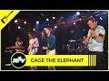 Cage The Elephant - Shake Me Down | Live @ JBTV