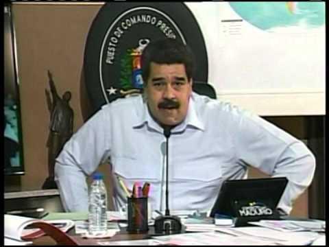 Maduro anuncia que Venezuela sufre el mayor éxodo migratorio de la historia