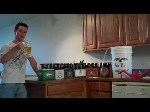 Home Brewing Beer 101: Part 4 – Fermentation, Bottling, and Capping