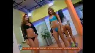 Desfile Besame Sexi De Hilos En Muy Buenos Diaz