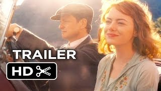 Magic In The Moonlight Official Trailer  1  2014    Emma Stone  Colin Firth Movie Hd
