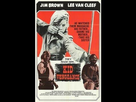LA VENGANZA (KID VENGEANCE, 1977, Full movie, Spanish, Cinetel)