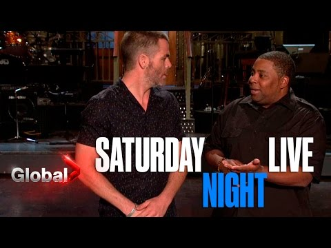 Saturday Night Live 42.19 Preview 'Chris Pine'
