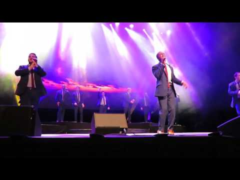 Sitting on the Dock of the Bay - Proud Mary - Straight No Chaser - Rockford - 120916