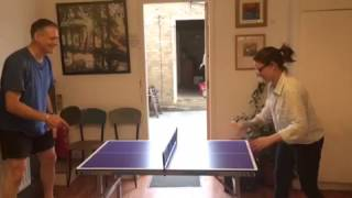 Perk Coffee Shop – Table Tennis