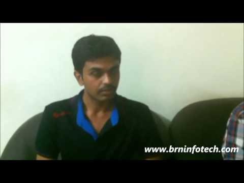 Bharath (B Tech - 2013)