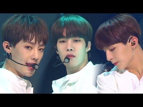 《MOURNFUL》 Golden Child(골든차일드) - LADY @인기가요 Inkigayo 20180325 (видео)